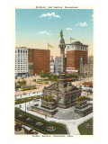 Soldiers and Sailors Monument, Cleveland, Ohio