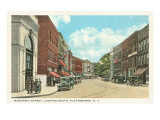 Margaret Street, Plattsburgh, New York