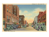 Market Street, Corning, New York