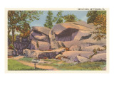 Devil's Den, Gettysburg, Pennsylvania