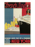 Oceanliner, French Line