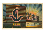 Billy Rose Aquacade, Cleveland World's Fair
