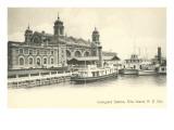 Immigrant Station, Ellis Island, New York City