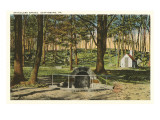 Spangler's Spring, Gettysburg, Pennsylvania