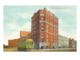 Mann Building, Utica, New York