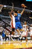 Dallas Mavericks vs. Miami Heat - Game 1, Miami, FL - MAY 31: Tyson Chandler and Joel Anthony