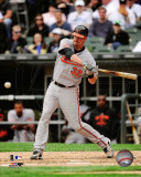 Baltimore Orioles - Matt Wieters 2011 Action