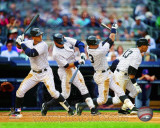 New York Yankees - Alex Rodriguez 2011 Multi Exposure