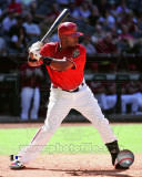 Arizona Diamondbacks - Justin Upton 2011 Action
