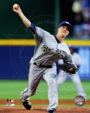 Milwaukee Brewers - Zack Greinke 2011 Action
