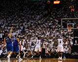 Dallas Mavericks v Miami Heat - Game Two, Miami, FL - JUNE 2: Dirk Nowitzki Photographic Print