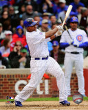Chicago Cubs - Marlon Byrd 2011 Action