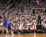 Dallas Mavericks v Miami Heat - Game Two, Miami, FL - JUNE 02: Dirk Nowitzki Photographic Print