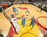 Dallas Mavericks v Miami Heat - Game Two, Miami, FL - JUNE 02: LeBron James
