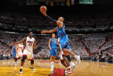 Dallas Mavericks v Miami Heat - Game Two, Miami, FL - JUNE 02: Shawn Marion and Joel Anthony