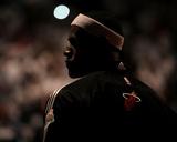 Dallas Mavericks v Miami Heat - Game Two, Miami, FL - JUNE 02: LeBron James