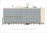 Unite d'Habitation, Marseilles