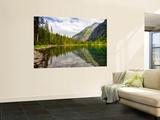 Buy Avalanche Lake, Glacier National Park, Montana, USA at AllPosters.com