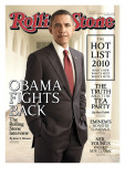 Obama, Rolling Stone no. 1115, October 14, 2010 Photographic Print