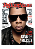 Jay-Z, Rolling Stone no. 1107, June 24 2010 Photographic Print