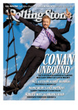 Conan O'Brien, Rolling Stone no. 1117, November 11, 2010