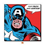 Captain America: For Truth and Justice