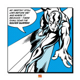 Silver Surfer: My Destiny