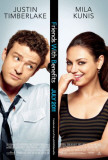 Friends With Benefits Double-sided poster