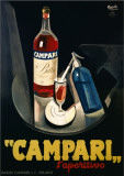 Campari Art Print