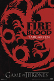 Game of Thrones - Fire and Blood - House Targaryen