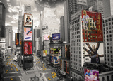 New York- Times Square Giant Poster