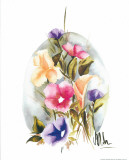 Watercolour Flower I