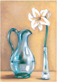 Flower And Vase II