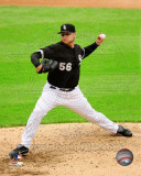 Mark Buehrle 2011 Action