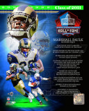 Marshall Faulk 2011 Hall of Fame Composite