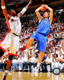 Dirk Nowitzki Game 6 of the 2011 NBA Finals Action