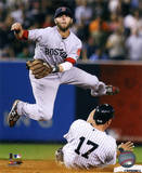 Dustin Pedroia 2011 Action