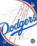 2011 Los Angeles Dodgers Team Logo