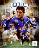 Tim Tebow University of Florida Gators Portrait Plus