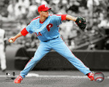 Roy Halladay 2011 Spotlight Action