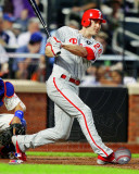 Chase Utley 2011 Action
