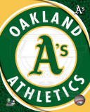 2011 Oakland A's Team Logo