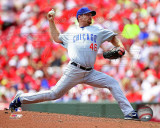 Ryan Dempster 2011 Action