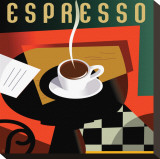 Buy Cubist Espresso I at AllPosters.com