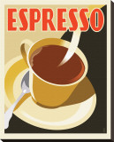 Buy Deco Espresso II at AllPosters.com