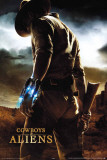Cowboys & Aliens One Sheet