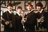 Beatles Band Poster