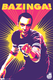 Big Bang Theory - Sheldon Poster