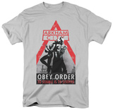 Batman Arkham City - Obey Order