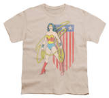 Youth: Wonder Woman - USA Banner